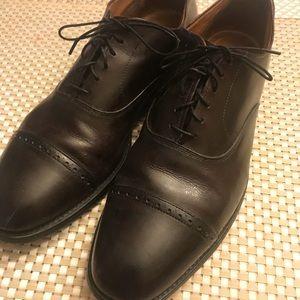 Allen Edmonds Byron Red Mens Dress Shoes SIZE 11
